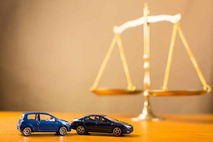 Personal Injury FAQs: I Just Got into a Car Accident, What Should I Do?