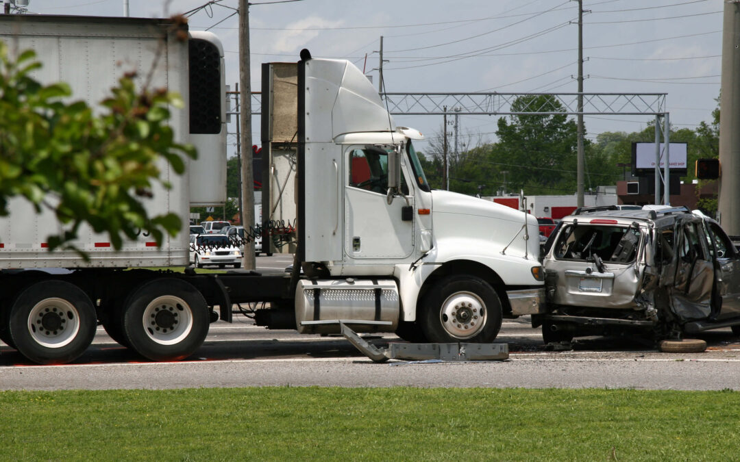 What Are the Differences Between a Truck Accident and a Car Accident Case?